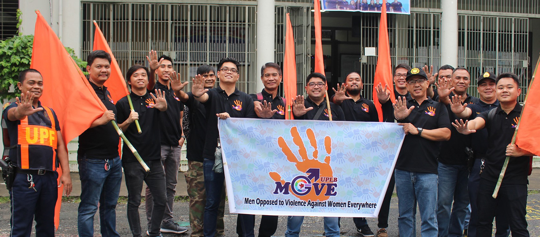 A vow to help end VAW