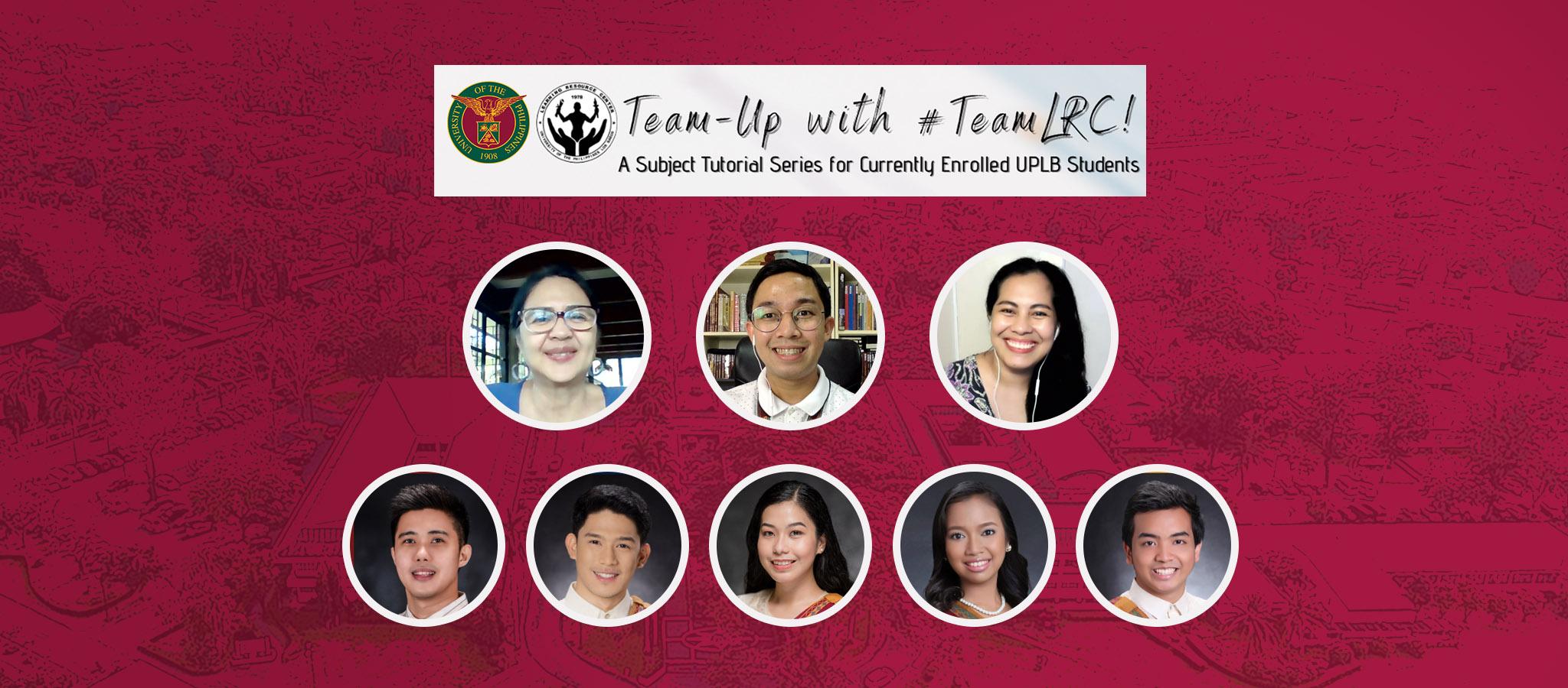 "LRC's ""Team-Up"" is the essence of Team UPLB"